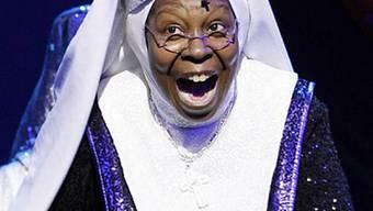 Whoopi Goldberg spielt die Mutter Oberin (Archiv)