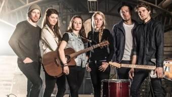 Musik, direkt von der Piste: Die Zermatter Band WintersHome, der drei Kinder von Skilegende Pirmin Zurbriggen angehören, veröffentlicht ihr Debütalbum. (Instagram)