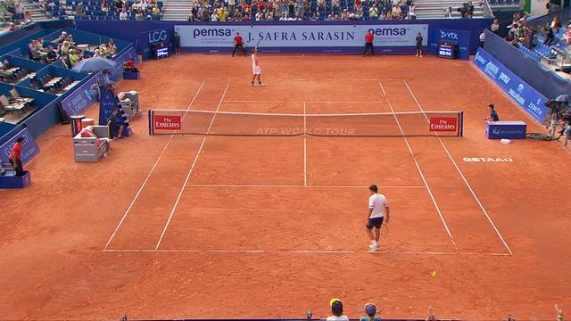 Tennis-Open Gstaad