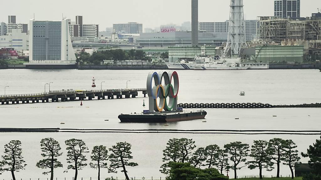 Die Corona-Pandemie wirft dunkle Schatten auf Tokyo2020