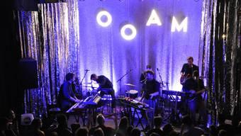 Besuch aus Übersee: 2017 spielte die kanadische Band Royal Canoe am OOAM.