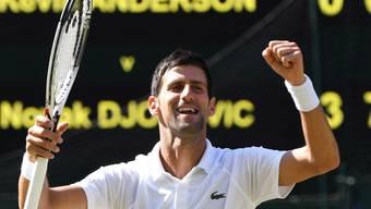 Novak Djokovic kehrt nach neun Monaten Absenz in die Top 10 zurück