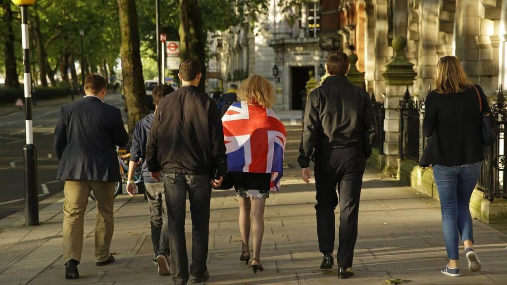 51,9 Prozent der Briten haben für einen Austritt aus der EU gestimmt.