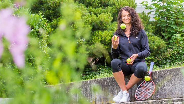 Die Aargauerin Amra Sadikovic hat die Freude am Tennissport wiederentdeckt und kehrt deshalb mit einer neuen Lockerheit in den Spitzensport zurück.