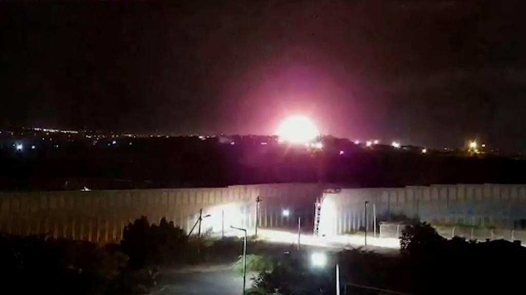 Vier Wochen nach Waffenruhe: Luftangriffe auf den Gazastreifen