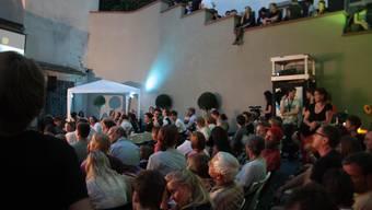 Das Gässli Film Festival wagt sich in die virtuelle Realität. (Archiv)