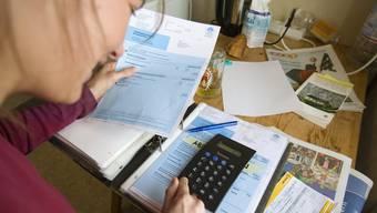 Die SP wollte im August auf dem Rechtsweg den Kanton zu höheren Beiträgen an die individuellePrämienverbilligungzwingen. (Symbolbild)