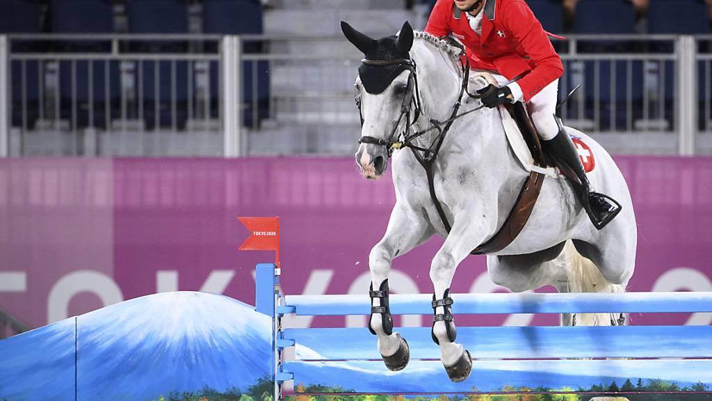 Keine Schweizer Einzel-Medaille im Springreiten