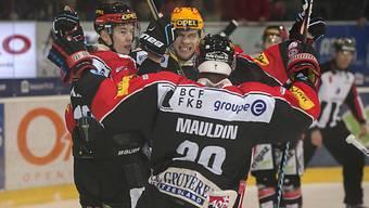 Fribourg feierte gegen Biel einen klaren Heimsieg