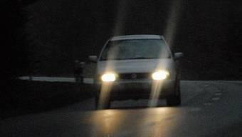 Auto mit Licht