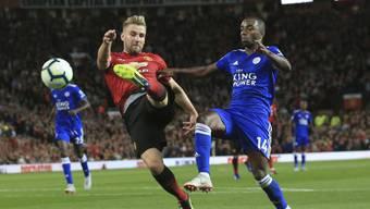 Ein Punkt muss es wohl sein: Manchester United darf sich gegen Leicester City keinen Aussetzer leisten