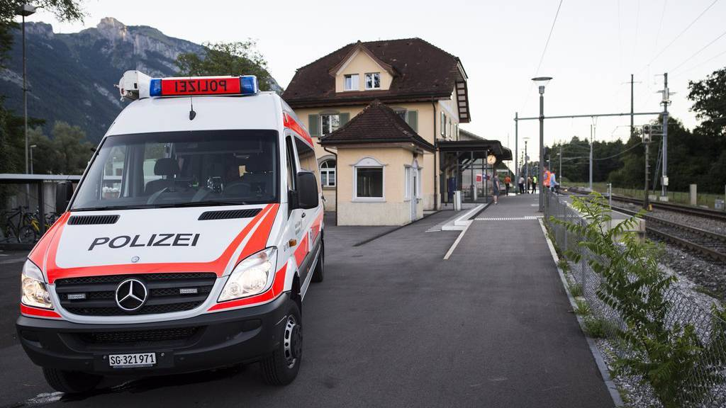 Sieben Menschen wurden teils schwer verletzt.