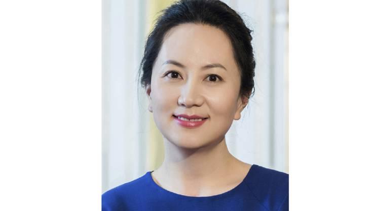 Leidet unter Bluthochdruck: die in Kanada verhaftete Finanzchefin des chinesischen Technologiekonzerns Huawei. (Archivbild)