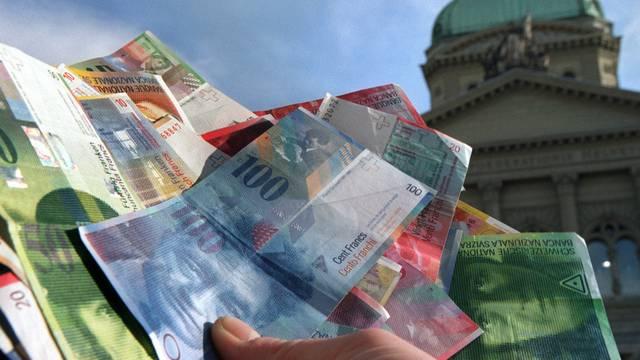 Die SP befürchtet Steuerausfälle in Milliardenhöhe