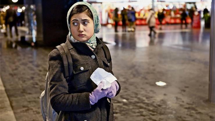 Nachwuchsprojekte wie der ZHdK-Diplomfilm «Parvaneh» über eine afghanische Migrantin sollen durch ein neues Gesetz gefördert werden. Léa Girardin