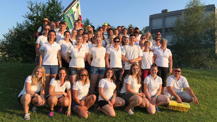 Turnen: Der Turnverein Vordemwald wird mit rund 80 Turnenden am ETF in Aarau starten.