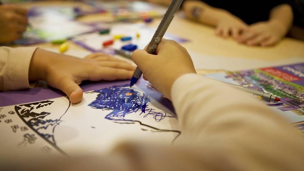 Der Verein «läbe lärne lache» will, dass die Kinder selber entscheiden, was sie lernen möchten.