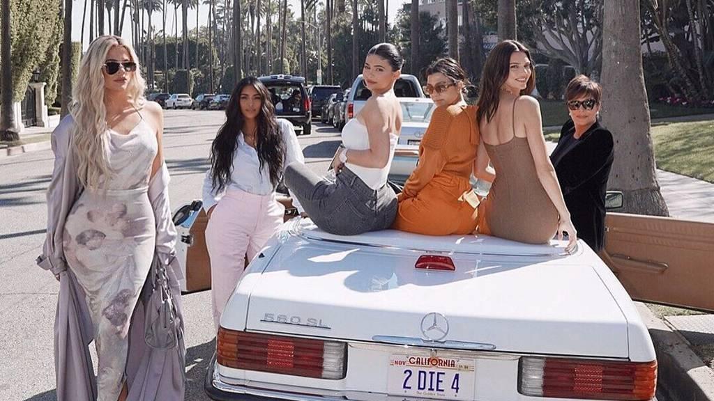Kim Kardashian macht ihrem Mami das schönste Geschenk