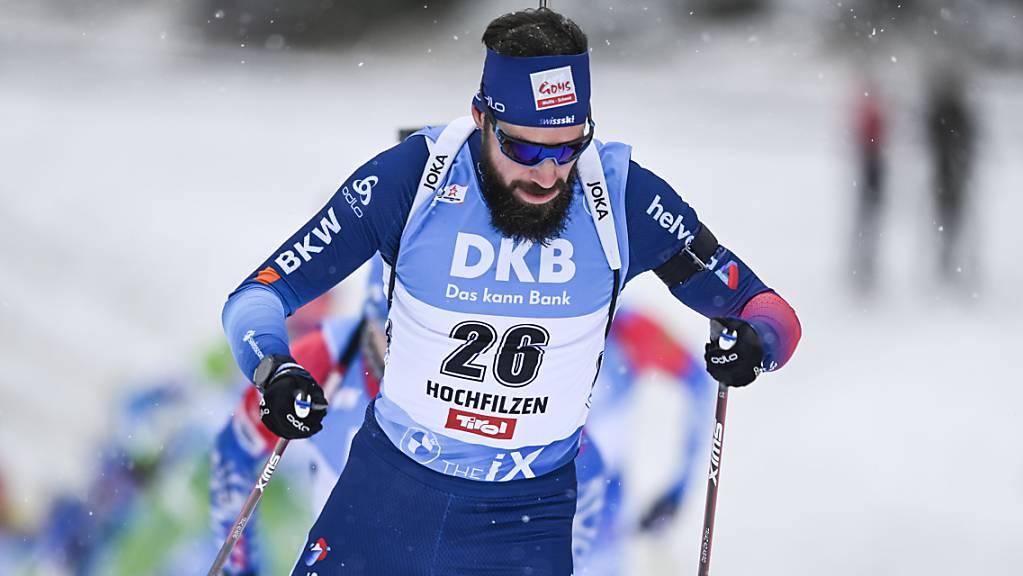 Top-20-Resultat, aber kein Exploit: Benjamin Weger