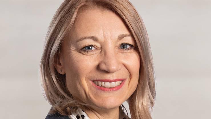 Yvonne Feri, SP-Nationalrätin, Wettingen, trat im Regierungsratswahlkampf gegen Gallati an – und unterlag nur knapp.