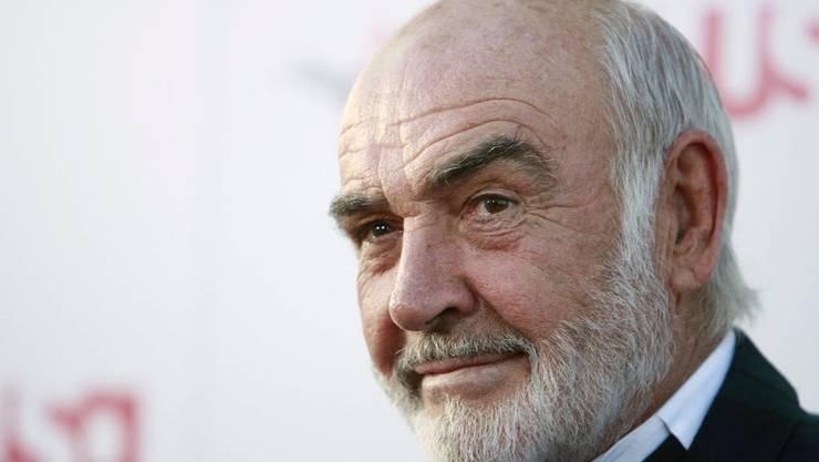 30. Oktober: Sean Connery schläft im Alter von 90 Jahren friedlich ein.