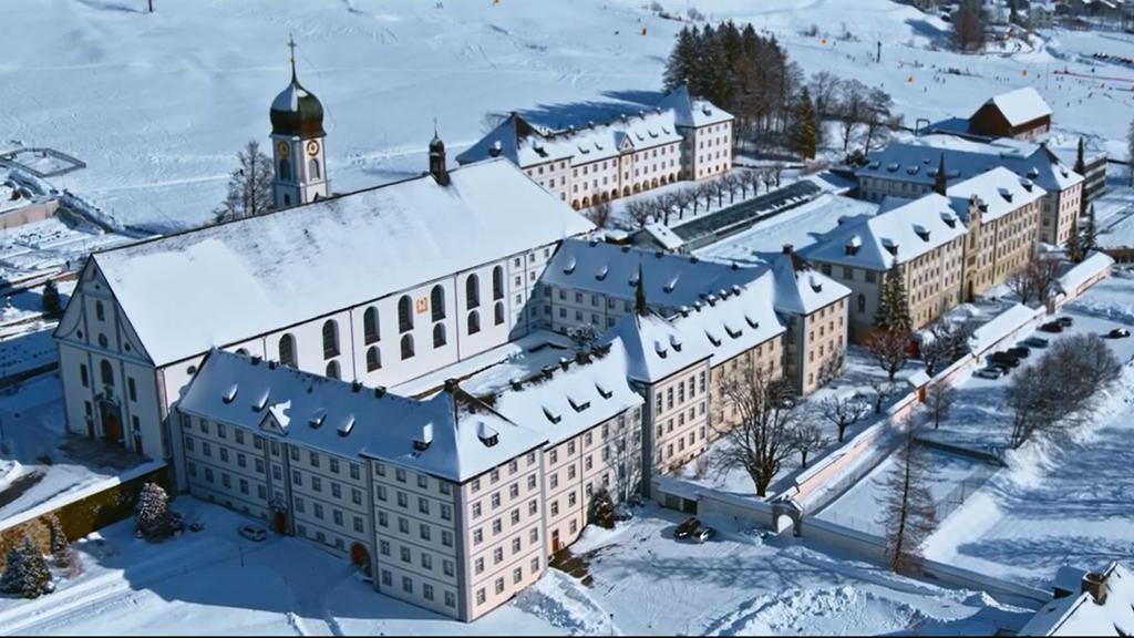 Das Kloster Engelberg wird heute 900 Jahre alt