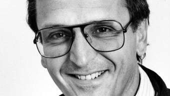 Als er anfing, war das Fernsehen noch schwarz-weiss: der verstorbene Sport-Kommentator Willy Kym (Archiv)