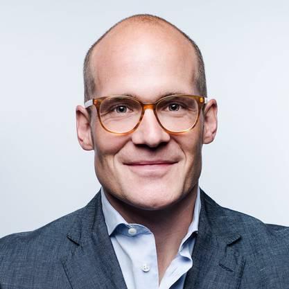 Hystrix-Gründer Philippe Hügli