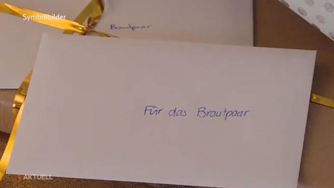 Ein dreister Diebstahl vermieste die Hochzeit eines Solothurners Paares im Kapuzinerkloster. Nun wurde das gestohlene Geld zurückgebracht, nachdem wir diese Woche über den Fall berichtet hatten.