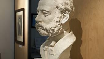 Henry Dunant, der Gründer des Internationalen Roten Kreuzes, war der erste Träger des Friedensnobelpreises. Ein Ausstellung in Heiden AR zeigt ausgewählte Biografien von Trägerinnen und Trägern des renommierten Preises. (Archivbild).