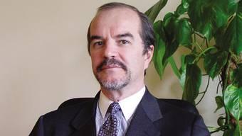 Öl-Tycoon Micael Gulbenkian, ehemaliger CEO der Heritage Oil Corp.