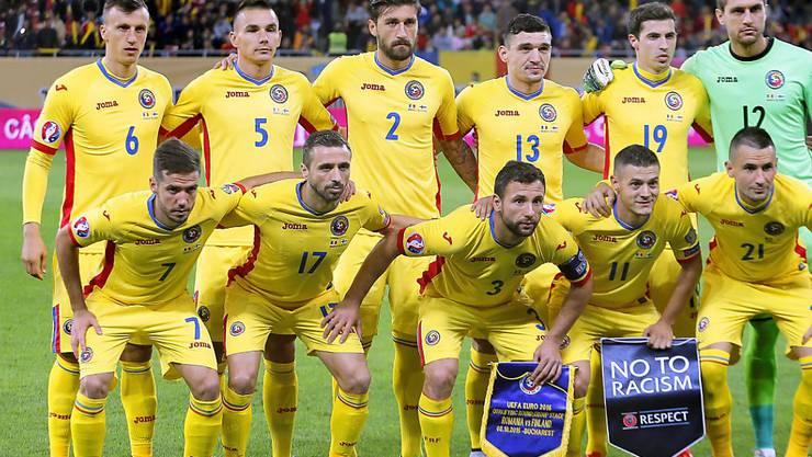 Rumänien fordert an der EM-Endrunde die Schweiz