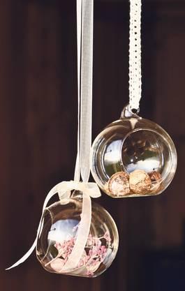 Basteltipp 1: Kleine Glaswunderwelten