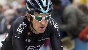 Geraint Thomas - der Gesamtsieger der letztjährigen Tour de France - startet als einer der Favoriten zur Tour de Suisse