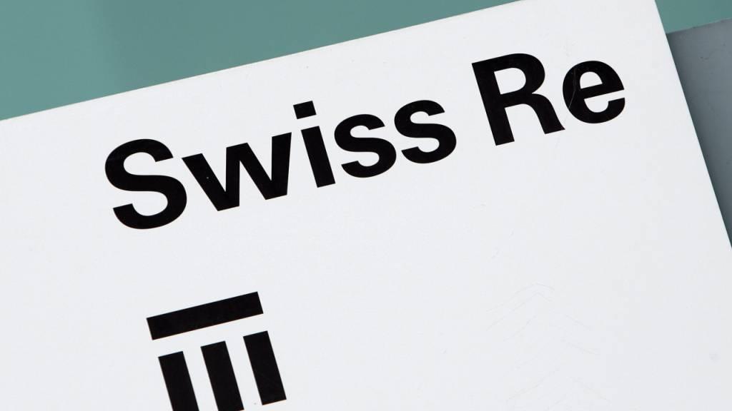 Swiss Re schreibt im Coronajahr Verlust. (Archiv)