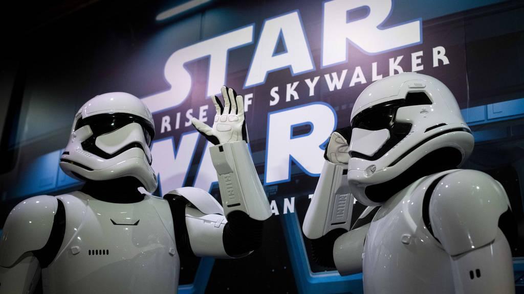 Neuer Star-Wars-Film startet schwächer als Vorgänger
