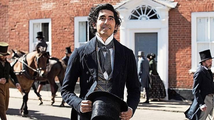 Dev Patel als erwachsener David Copperfield. Seine beste Leistung seit «Slumdog Millionaire».