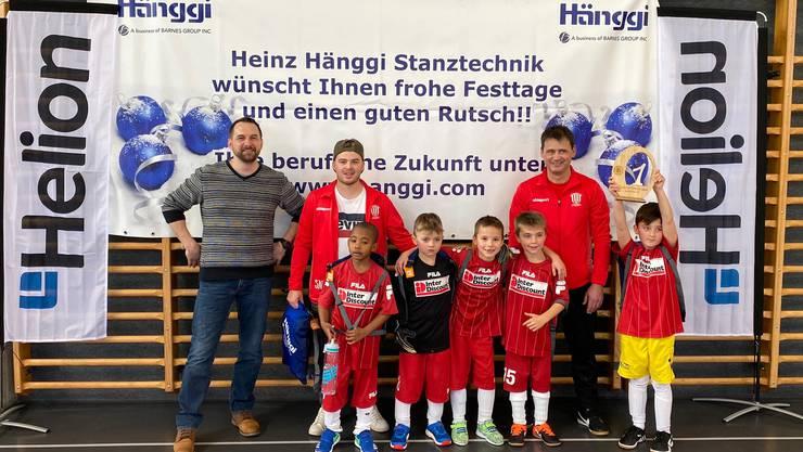 Junioren F HSV Halten