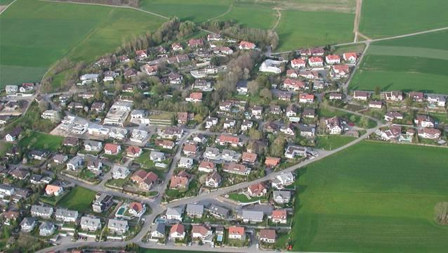 Die Gemeinde Remetschwil.