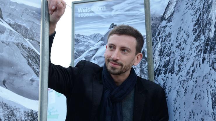 Sein Vorsprechen für eine Grossproduktion in Hamburg blieb erfolglos: Schauspieler und Wahlschlieremer Rolf Sommer.