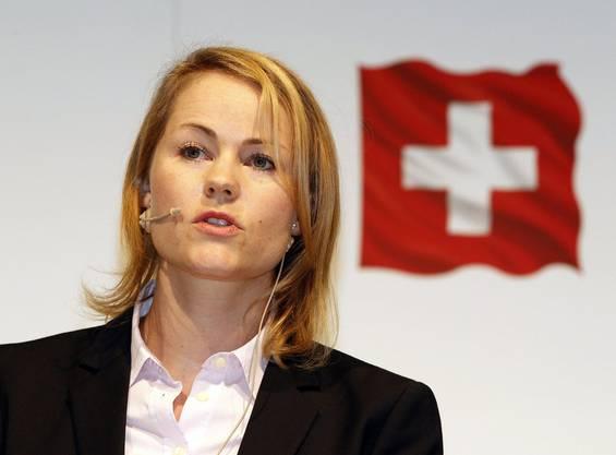 Immer wieder ist der Vorwurf zu hören, Rickli verfolge mit ihrem Engagement gegen die Stellung der SRG Eigeninteressen. Seit 2005 arbeitet sie bei der Goldbach Group, die Werbefenster für ausländische TV-Sender wie etwa Pro Sieben vermarktet. Per Ende 2017 verlässt sie das Unternehmen.
