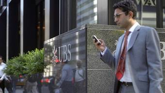 Die UBS muss in den USA eine Busse von 12 Millionen Dollar zahlen.