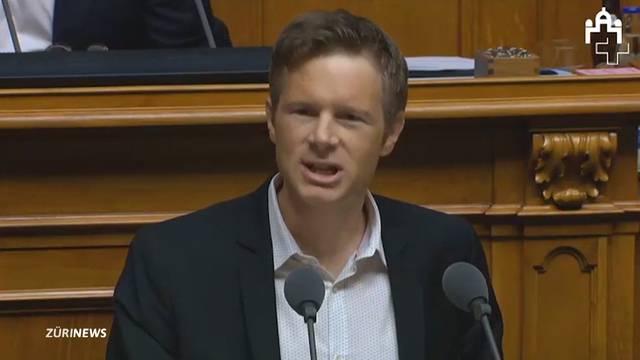 Nationalrat Jonas Fricker erwägt wieder zu kandidieren