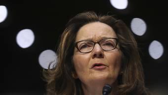 Die designierte CIA-Chefin Gina Haspel hat eine wichtige Hürde für ihre Ernennung genommen: Der Geheimdienstausschuss stimmte für die Kandidatin von  US-Präsident Donald Trump. (Archiv)