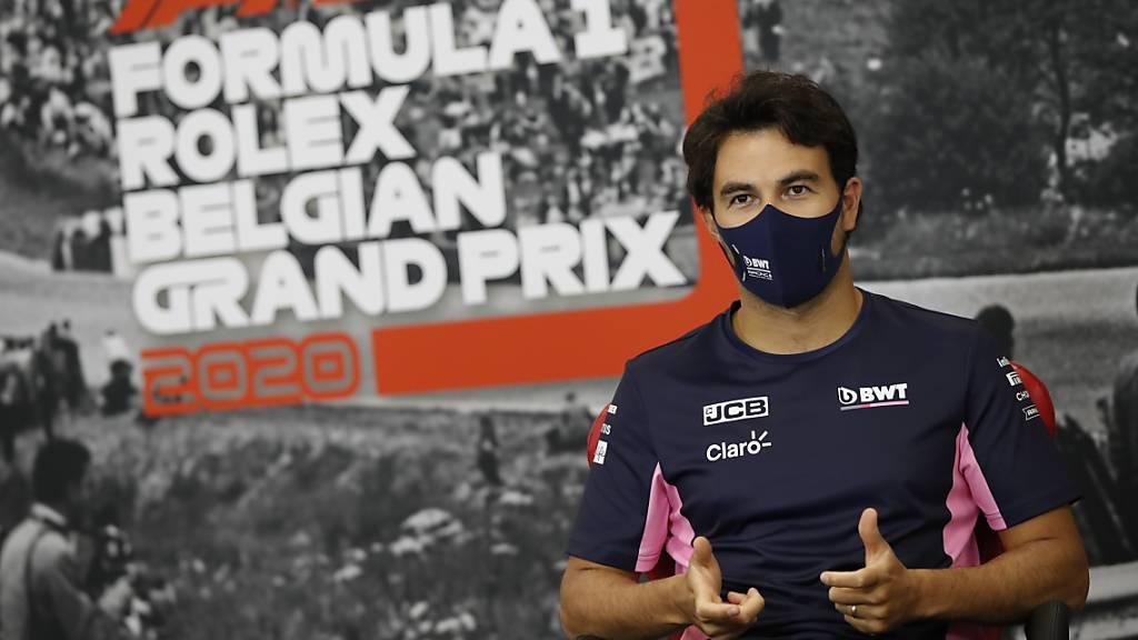 Perez muss wohl Platz für Vettel räumen