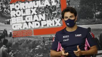 Sergio Perez muss sich wohl Ende Jahr aus der Formel 1 verabschieden.