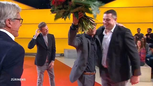 Wehmütiger Abschied von Matthias Hüppi