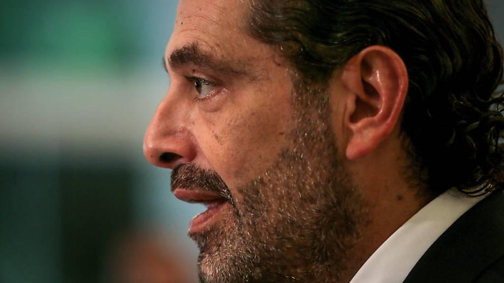 Libanon sucht erneut nach Regierungschef - Chancen für Hariri