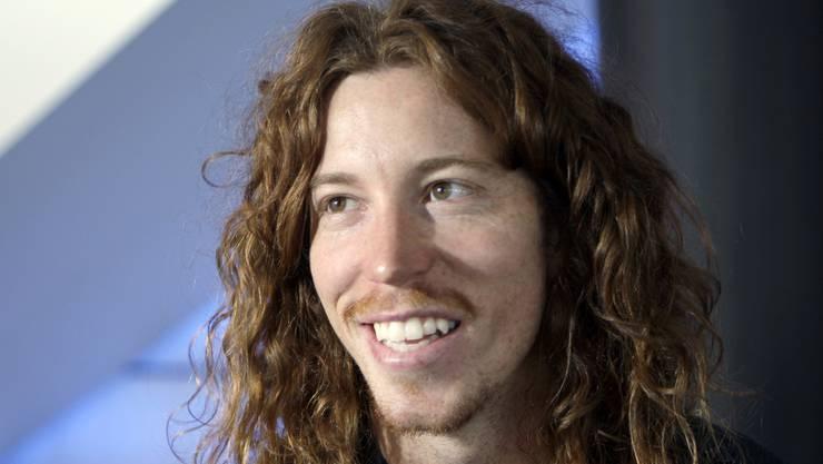 Snowboarder Shaun White ist seine Haare los. (Archiv)
