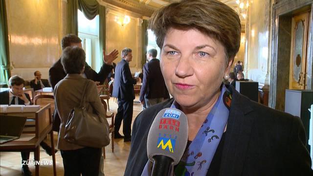 Viola Amherd kandidiert für den Bundesrat